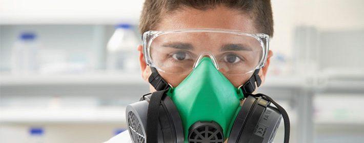 La protection respiratoire