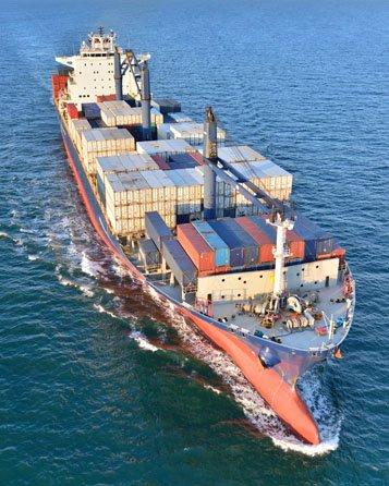 Transport des matières dangereuses - Maritime